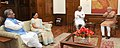 Gujarat CM Anandhibai Patel meets PM Modi (2).jpg