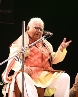 Damodar Hota Indian classical musician (born 1935)