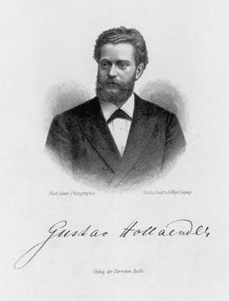 Stern Conservatory - Gustav Hollaender