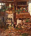 Gustav Adolf Thamm - Stiller Winkel auf dem Bauernhof 1920.jpg
