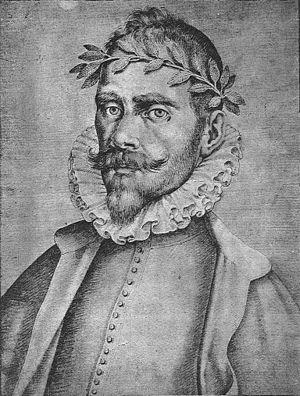 Gutierre de Cetina - Portrait of Gutierre de Cetina (ca. 1599) by Francisco Pacheco