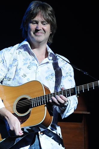 Guy Fletcher - Performing with Mark Knopfler, 18 July 2008 at the NAC in Ottawa, Canada
