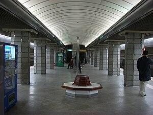 Gyeongbokgung Station - Image: Gygbkggst 00