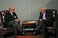 Héctor Timerman and Mohammad Javad Zarif.jpg