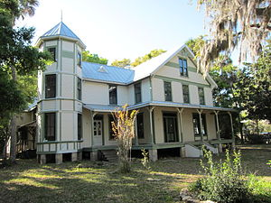 H. S. Williams House - Image: H. S. Williams House (Rockledge, Florida) 002
