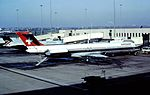 HB-INT MD80 Swissair BHX 1990 (31623958816).jpg
