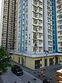 HK 牛頭角下邨 Lower Ngau Tau Kok Estate facade 010 Nov-2015 DSC Kwai Hin House.JPG