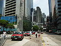 HK 119 Queen s Road C at The Centre Taxi.jpg