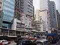 HK Bus 962 view 西營盤 Sai Ying Pun 干諾道西 Connaught Road West SOLO 港島太平洋酒店 Island Pacific Hotel Sept 2018 SSG.jpg
