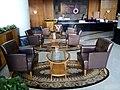 HK TSW 天水圍 Tin Shui Wai 天恩路 Tin Yan Road 嘉湖海逸酒店 Harbour Plaza Resort City hotel interior cafe restaurant furture Dec 2016 Lnv2.jpg