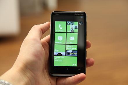 HTC HD7 TÉLÉCHARGER ZUNE POUR