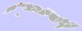 Habana del Este, Cuba Location.png
