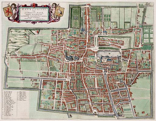 Haga Comitis - Den Haag (Atlas van Loon)