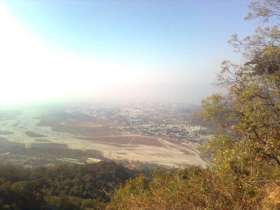 Haldwani-Kathgodam
