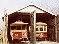 Halton County Radial Railway Museum,Toronto tram museum 1970s.jpg