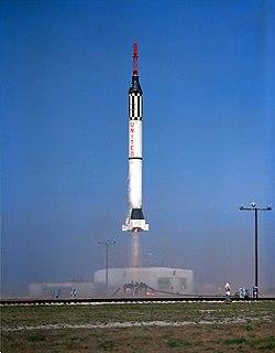 Mercury-Redstone 2 1961 American space flight
