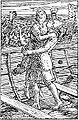 Haraldsonnenes saga-Reidar Grjotgardsson lofter Magnus Blinde-W. Wetlesen.jpg