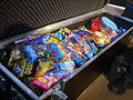 Haribo Candies - Wikipedians in European Parliament - P1760507.JPG