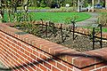 Harold Eastman Memorial Rose Garden flower bed - Hillsboro, Oregon.JPG