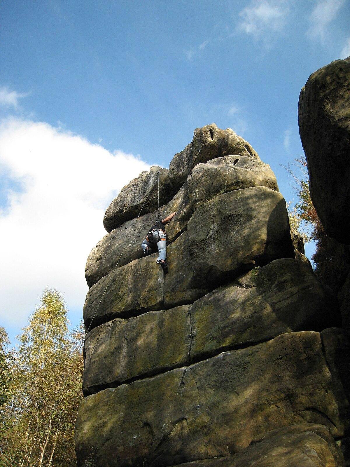 Harrisons Rocks Wikipedia