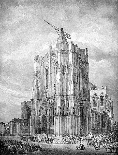Hasak - Der Dom zu Köln - Bild 17 1824