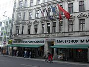 Haus am Checkpoint Charlie museum