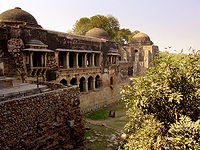 Hauz Khas Complex - Wikipedia, the free encyclopedia