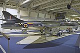 Hawker Hunter FGA.9 'XG154' (32497631473).jpg