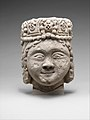 Head from a Figure with a Beaded Headdress MET DP170373.jpg