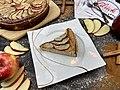 Healthy Apple Cheesecake piece - 49859080878.jpg