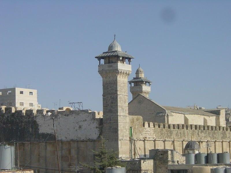 Hebron-(Abraham)-Mosche