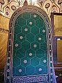 Hebron Grab der Patriarchen (Synagoge) Innen Grab 2.JPG