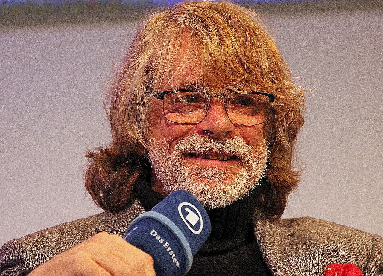 Helge Schneider auf der Frankfurter Buchmesse 2015.JPG