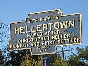 Hellertown, Pennsylvania - Wikipedia