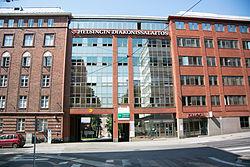 Helsingin Diakonissalaitoksen museo Diamus