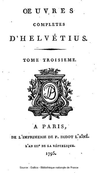 File:Helvétius - Œuvres complètes d'Helvétius, tome 3.djvu