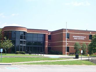 Hendersonville, Tennessee - Hendersonville High School