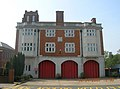 Hendon Fire Station, The Burroughs, London NW4 - geograph.org.uk - 404494.jpg