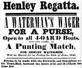 Henley Regatta-Watermen's Wager 1841.jpg