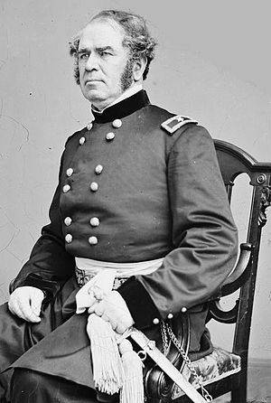 Henry Washington Benham - Henry W. Benham