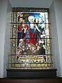Heptonstall Methodist Church, Stained glass window - geograph.org.uk - 1360854.jpg