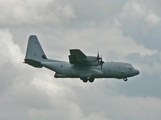 Hercules C5 (C-130J)