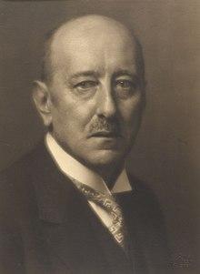 Aufnahme von Georg Fayer (März 1927) (Quelle: Wikimedia)