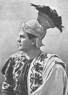 Hermann Benke Austrian actor
