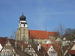 Herrenberg - Schlosskirche.JPG