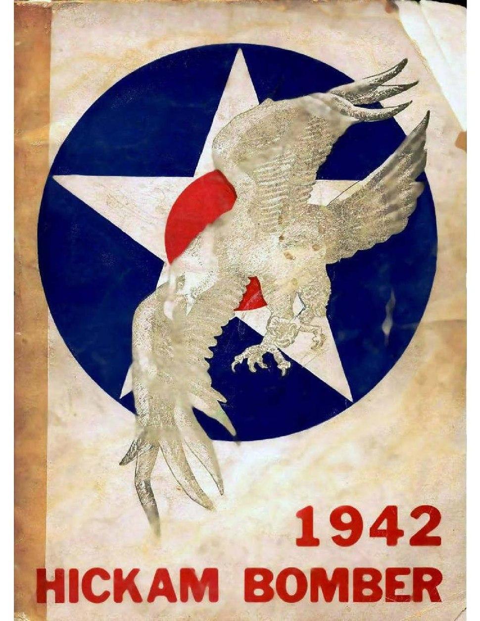 Hickam Army Airfield Hawaii 1942 Yearbook.pdf