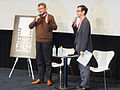 Hideaki Anno and Ryusuke Hikawa 20141030 4.jpg