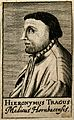 Hieronymus Bock (Tragus). Line engraving after D. Kandel, 16 Wellcome V0000610.jpg