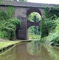 High Bridge near Norbury, Staffordshire - geograph.org.uk - 1390126.jpg