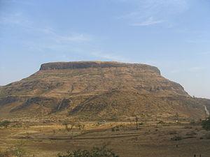 Chandwad - Image: Hills@Chandwad